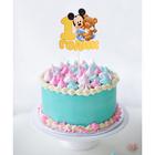 """Топпер в торт """"1 годик"""" Микки Маус"""