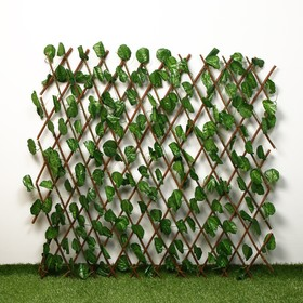 Decorative fence, 230 × 85 cm