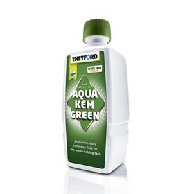 Жидкость для биотуалета «АкваКемГрин», 0,375 л