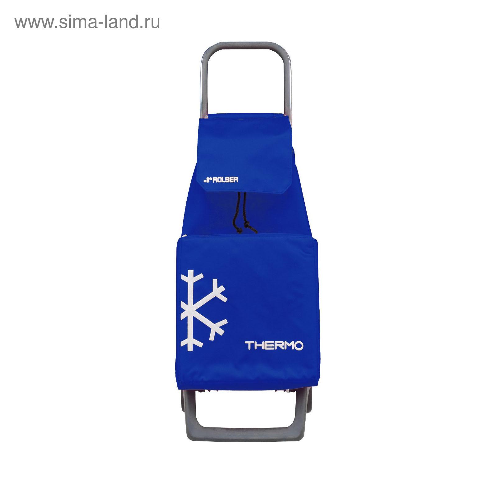 7afffc3314d9 Сумка-тележка Rolser JET010 azul JOY (3246232) - Купить по цене от ...