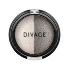 Запеченные тени для век Divage, двухцветные, Colour sphere, цвет № 32