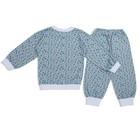 Комплект детский(кофточка,штанишки), рост 122 см, цвет микс 1204К