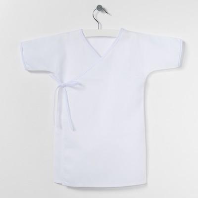 Рубашка крестильная А.1410, рост 80 (26)