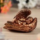 "Статуэтка ""Ангел в крыле"", малая, бронза"
