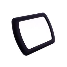 Зеркало внутрисалонное Skyway, на солнцезащитный козырек, черный Ош