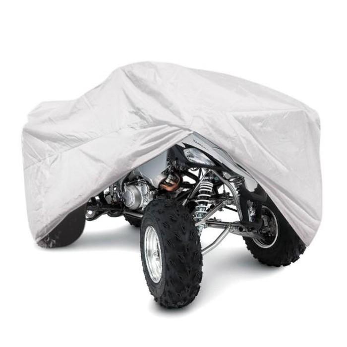 Тент на квадроцикл SKYWAY, размер XL, 251х120х85 см