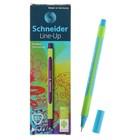 Линер Schneider Line-Up, узел 0.4 мм, лазурный