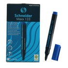 Маркер перманентный 4.0 мм Schneider Maxx 133 синий