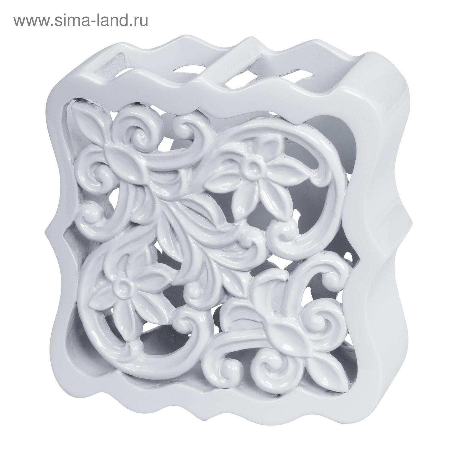 Дизайны ногтей с белыми цветами