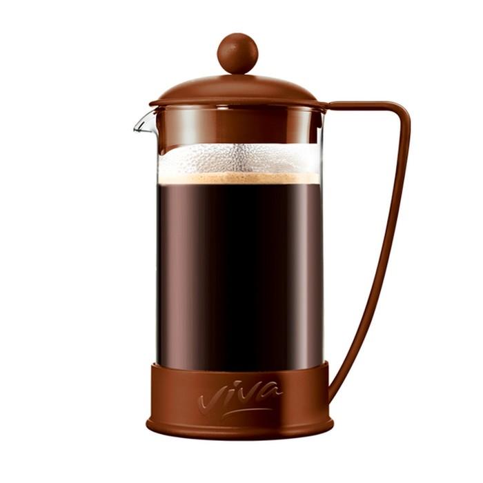 """Френч Пресс 600 мл """"Ля Кафе"""" цвет коричневый"""
