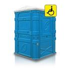 """Туалетная кабина """"EcoLight Max"""", разобранная, голубая"""