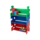"""Система хранения """"Пазл"""", яркий (Puzzle Book Shelf - Primary) 14400_KE"""