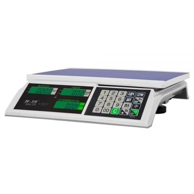 Торговые весы M-ER 326AС-15.2 LED