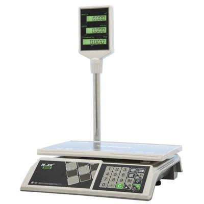 Торговые весы M-ER 326AСP-15.2 LED