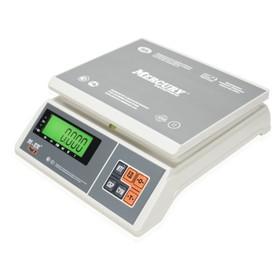Настольные весы M-ER 326AFU-15.1 LED Ош