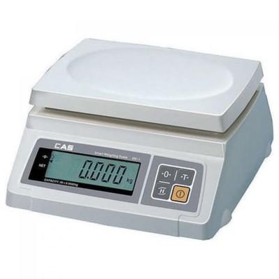 Настольные весы CAS SW-I-10