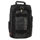 Рюкзак молодежный Target 45*35*20 Black/Grey, чёрный/серый