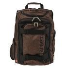 Рюкзак молодежный Target 45*35*20 для мальчика Browni, чёрный/коричневый