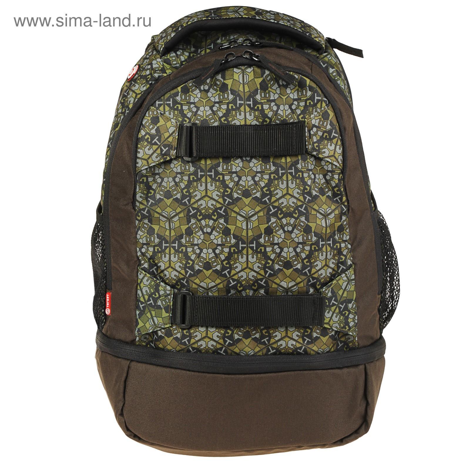 0a5cbd799e50 Рюкзак Target Kaleido camu-2 47*30*20, зелёный (23935) - Купить по ...