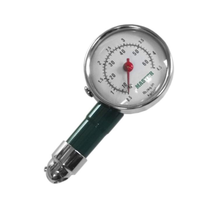 Манометр шинный MASTER, 0.5-4.5кг/см2