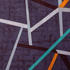 """Постельное бельё """"Этель"""" 1,5 сп. Урбан 143х215 см, 150х214 см, 70х70 см - 2 шт., 100% хлопок, бязь 125 г/м² - фото 612625"""
