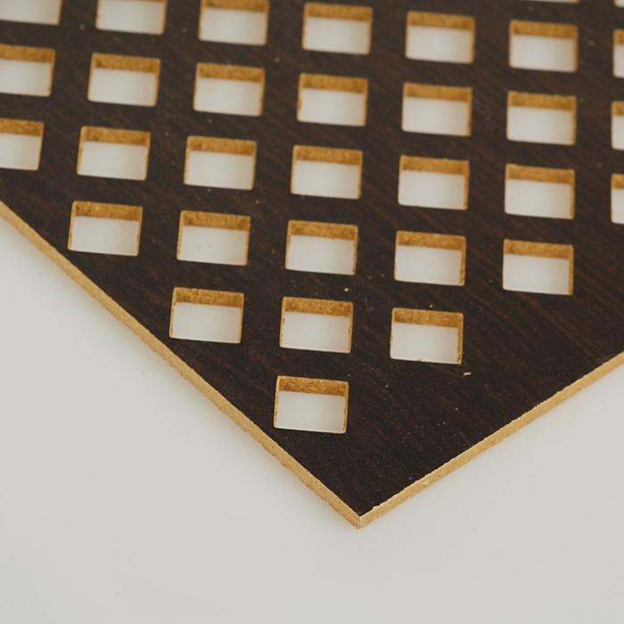 беспросветных декоративные решетки двп фото пару часов