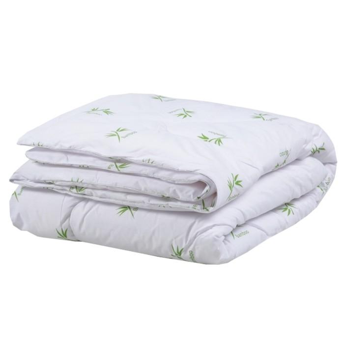 Одеяло «Бамбук», размер 195 х 215 см, поликоттон