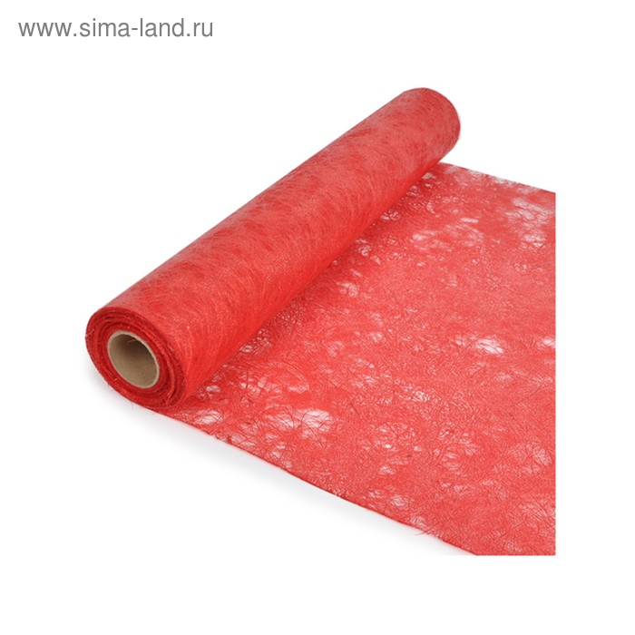 Сизафлин, красный, 50 см х 9 м