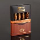 Изделие из шоколада  в виде сигар с начинкой 100 гр. SHOWBOX