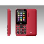 Сотовый телефон BQ M-2431 Step L+ Red