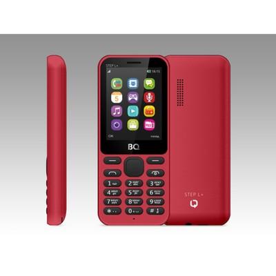 2582b024a1a14 Сотовый телефон BQ M-2431 Step L+ Red — купить в городе Томск, цена ...