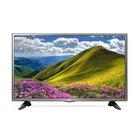 "Телевизор LG 32LJ600U, 32"", 1366x768, DVB-T2/C/S2, 2xHDMI, 1xUSB, SmartTV, чёрный"
