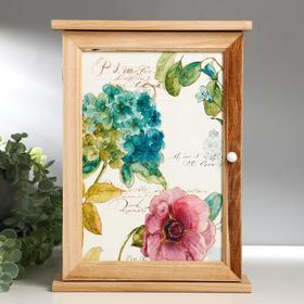 Цветы, нарисованные акварель