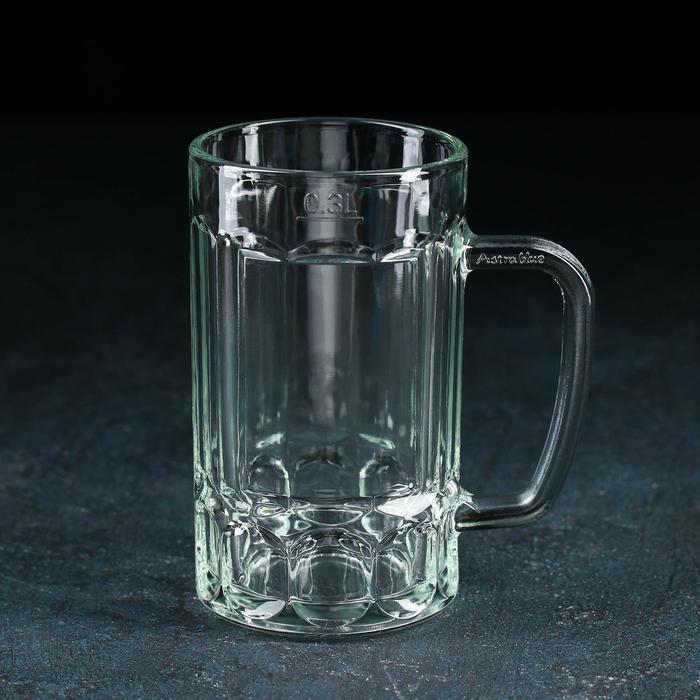 """Кружка для пива 450 мл """"Плей-офф"""""""