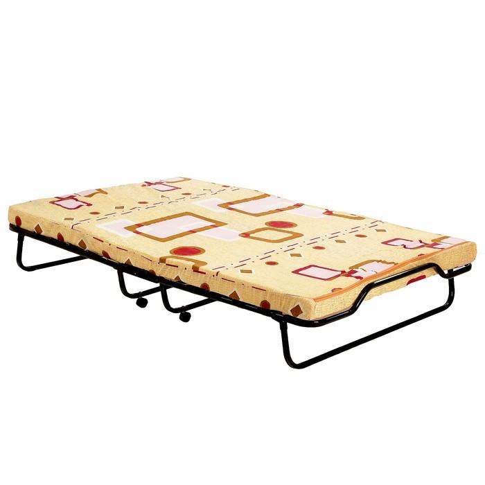 """Раскладушка """"Рим"""", 190 × 120 см, максимальная нагрузка 150 кг"""