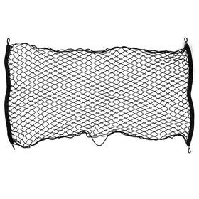 Сетка багажная TORSO 120х65 см, 4 крючка