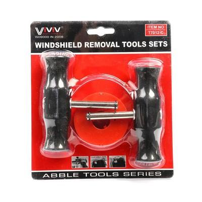 Инструмент для демонтажа лобовых стекол, струна