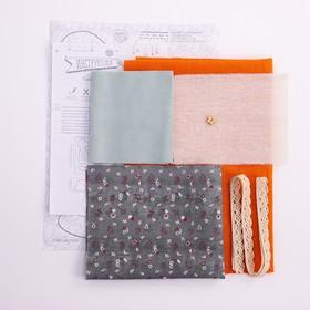 Мягкая игрушка «Домашняя лиса Истер», набор для шитья, 18 × 22 × 3.6 см