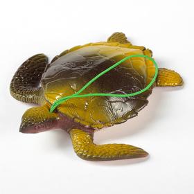 Декор в траву 'Черепаха' 3*10*9 см Ош