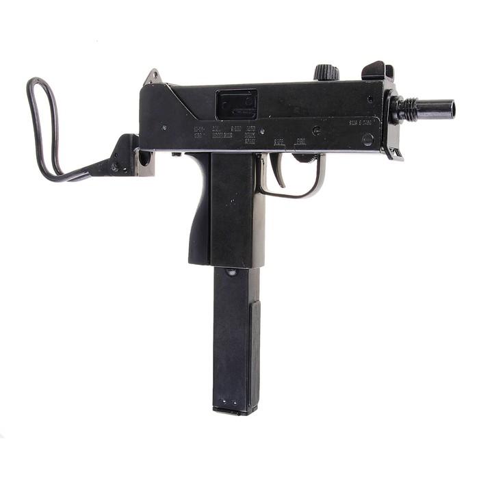 """Макет амер. пистолета Инграм, автомат. """"MAC-11"""""""