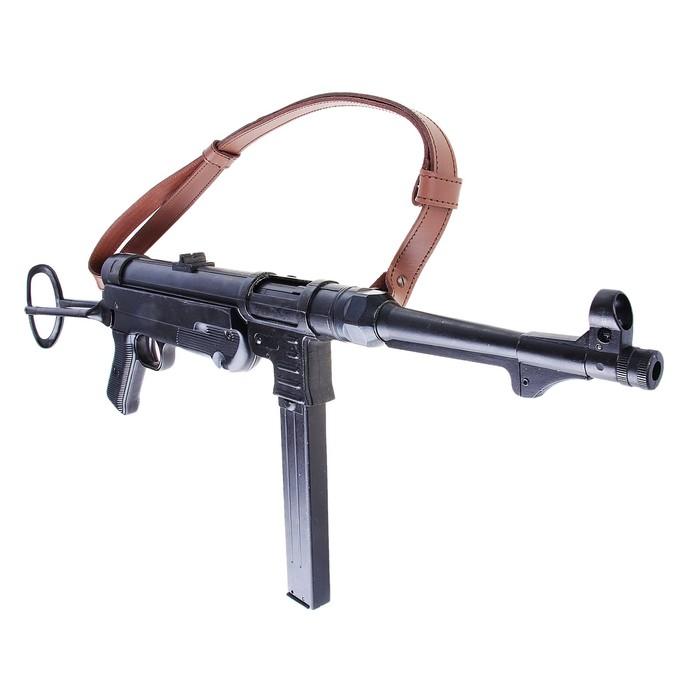"""Макет пистолет-пулемета Фольмер,9 мм, Германия """"MP-40"""""""