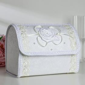 Коробка для денег «Альт», айвори, разборная