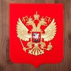 Герб России 22х26см МДФ, краска