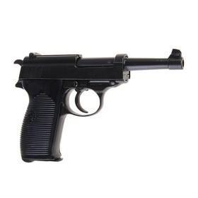 Макет автомат. пистолета Вальтер, 9 мм, Германия (II МВ) Ош