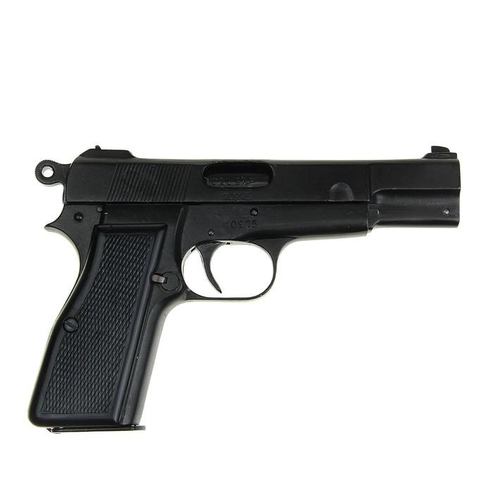 Макет пистолета Браунинг, 9 мм, Бельгия, 1935 г., High Power