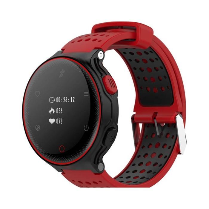 Умные часы Prolike PLSW1000RD красные