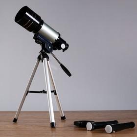 Телескоп настольный F30070M 'Наблюдатель', 2 линзы Ош