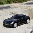 """Машина радиоуправляемая """"Mercedes-Benz SLS AMG"""", масштаб 1:24, работает от батареек, свет, в пакете"""