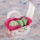 """Коробка для сладостей """"Любовь в моем сердце"""", 12 х 5.5 х 5.5 см"""