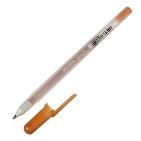 Ручка гелевая для декоративных работ Sakura Gelly Roll Metallic 0.8 мм медный